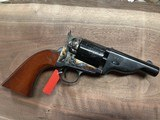 Taylor-Uberti 1860 Hickok Conversion 45 Colt, 3.5 inch barrel, New In Factory Box with Case, Just Released - 1 of 5