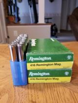 416 Remington mag ammo