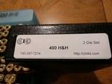 400 h&h mag brass - 1 of 2