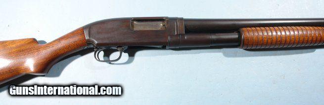 winchester model 1912 pump 12 gauge 30 full 21 2 shotgun ca 1919