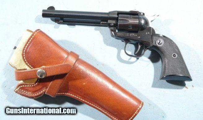 LIKE NEW 1959 RUGER SINGLE SIX  22LR 5 1/2