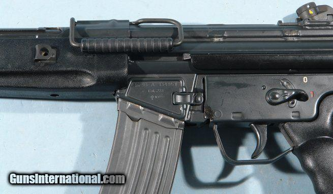 Safe Auto Phone Number >> HECKLER & KOCH H&K 93 OR 93A3 PRE BAN 5.56/.223 SEMI-AUTO ...