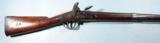FINE HARPERS FERRY MODEL 1795 ALL ORIGINAL FLINTLOCK MUSKET DATED 1816.