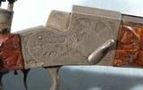 EXCEPTIONAL GERMAN SYSTEM AYDT .22LR CAL. SCHUTZEN RIFLE SIGNED CARL GROSS/ESSLINGEN. CIRCA LATE 1920'S. - 3 of 12