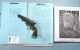 CIVIL WAR CONNECTICUT 23RD VOLS. INSCRIBED COLT 1849 POCKET REVOLVER. - 1 of 11