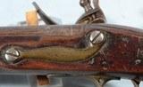 WAR OF 1812 ERA GEORGE III TOWER PATTERN 1793 FLINTLOCK MUSKET. - 9 of 11