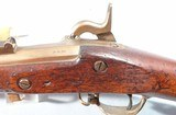 CIVIL WAR SAVAGE REVOLVING FIRE ARMS CO. NEW JERSEY CONTRACT U.S. MODEL 1861 .58 CAL. RIFLE MUSKET DATED 1863. - 6 of 10