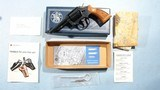 "NEW IN BOX MINT SMITH & WESSON MODEL 10-5 (M&P or Military & Police) .38 SPECIAL 4"" BLUE REVOLVER, CIRCA 1977."