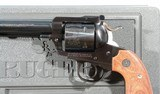"""NEW IN BOX RUGER NEW MODEL BLACKHAWK .357MAG 7 1/2"""" BLUE SINGLE ACTION REVOLVER, CIRCA 1989. - 3 of 7"""