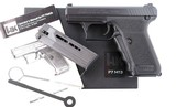 NEW IN BOX HECKLER & KOCH HK P7M13 OR P7 M13 9MM SQUEEZECOCKER PISTOL, CIRCA 1993.