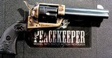 AMERCIAN WESTERN ARMS AWA SINGLE ACTION COLT SAA TYPE 1873 PEACEKEEPER .357MAG 4 3/4