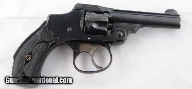 SMITH & WESSON SAFETY HAMMERLESS  32S&W LEMON SQUEEZER 3