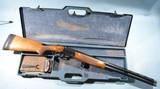 PERAZZI MX5C OR MX 5C 12GA. SPORTING SHOTGUN IN CASE, CIRCA 1989.