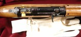 CASED IVER JOHNSON AMERICAN HISTORICAL FOUNDATION WW2 COMMEMORATIVE .30 CAL. M1 OR M-1 CARBINE BY IVER JOHNSON, CIRCA 1985. - 5 of 6