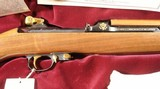 CASED IVER JOHNSON AMERICAN HISTORICAL FOUNDATION WW2 COMMEMORATIVE .30 CAL. M1 OR M-1 CARBINE BY IVER JOHNSON, CIRCA 1985. - 3 of 6