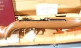 CASED WW2 WWII 40TH ANNIVERSARY EDITION COMMEMORATIVE U.S. M-1 OR M1 CARBINE .30CAL FOR THE AMERICAN HISTORICAL FOUNDATION BY IVER JOHNSON, CIRCA 1985 - 3 of 10