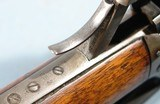 EARLY 2ND YEAR WINCHESTER MODEL 1895 FLAT SIDE .30 U.S. CAL. (.30-40 KRAG) RIFLE. - 8 of 8
