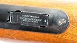 VERY NEAR MINT WINCHESTER MODEL 69A BOLT ACTION 22RF CAL. RIFLE CA. 1950'S. - 8 of 9