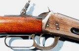 WINCHESTER MODEL 1894 LEVER ACTION .32 W.S. CAL. RIFLE CIRCA 1912. - 9 of 9