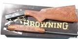 BROWNING AUTO 22 OR SA22 SA-22 HG GRADE SEMI-AUTO .22LR CAL. RIFLE NEW IN BOX. - 2 of 5
