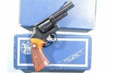 """SMITH & WESSON MODEL 19 COMBAT MASTERPIECE .357 MAG. 4"""" IN ORIG. BOX. - 2 of 7"""