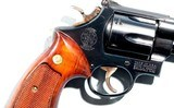 """SMITH & WESSON MODEL 29 OR 29-2 .44 MAG. CAL. 8 3/8TH"""" REVOLVER. - 4 of 7"""