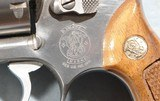 """1991 LIKE NEW SMITH & WESSON MODEL 60-7 OR 60 .38 SPECIAL 2"""" STAINLESS PRE-LOCK REVOLVER NEW IN BOX. - 3 of 6"""