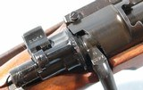 MAUSER OBERNDORF K98K PORTUGUESE OR PORTUGESE CONTRACT 8MM INFANTRY RIFLE CA. 1937 W/ MATCHING # BAYONET. - 4 of 9