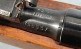 WW2 ITALIAN CARCANO MOSCHETTO BRESCIA MODEL 1891/38 91/38 6.5X52 MM CAVALRY CARBINE, CIRCA 1942. - 8 of 8