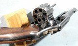 "1951 SMITH & WESSON 38/44 OUTDOORSMAN HEAVY DUTY 4"" .38 SPECIAL N FRAME REVOLVER. - 6 of 6"
