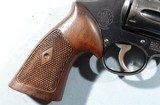 "1951 SMITH & WESSON 38/44 OUTDOORSMAN HEAVY DUTY 4"" .38 SPECIAL N FRAME REVOLVER. - 3 of 6"