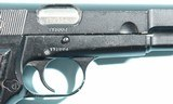 WW2 1944 T SERIES CANADIAN BROWNING FN INGLIS NO. 2 MK 1* HI-POWER 9MM SEMI-AUTO PISTOL. - 5 of 11