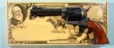CIMARRON 1873 SAA MODEL P SINGLE ACTION .44 S&W SPL. CAL. 4 ¾' REVOLVER.