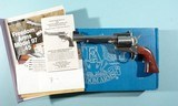 """FREEDOM ARMS MODEL 1997 PREMIER GRADE .45 LONG COLT 5 1/2"""" SINGLE ACTION SAA REVOLVER NEW IN BOX."""