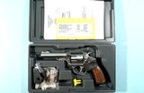 """RUGER SP101 .22LR 4 ¼"""" 9-SHOT DOUBLE ACTION REVOLVER IN BOX."""