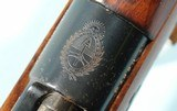 DWM BERLIN CONTRACT ARGENTINE MODEL 1909 MAUSER 7.63X53MM INFANTRY RIFLE. - 3 of 9