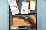 """2003 LIKE NEW IN BOX SMITH & WESSON MODEL 29 10 OR 29-10 .44 MAGNUM 6 1/2"""" NICKEL REVOLVER."""