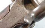 SCARCE CIVIL WAR U.S. CONTRACT NAVY INSPECTED STARR PERCUSSION .54 CAL. CAVALRY CARBINE CIRCA 1862. - 5 of 11