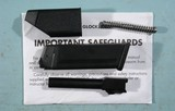 NEW GLOCK G20 G21 OR MODEL 20 / 21 10MM FACTORY BARREL, GUIDE ROD, RECOIL SPRING, MAGAZINE AND MANUAL.