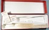 FACTORY WINCHESTER BOX FOR MODEL 12 20GA. PUMP SHOTGUN, CIRCA 1990's. - 2 of 4