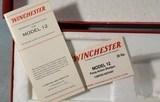 FACTORY WINCHESTER BOX FOR MODEL 12 20GA. PUMP SHOTGUN, CIRCA 1990's. - 3 of 4