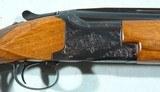 "WINCHESTER 101 OVER/UNDER 12 GA. FIELD GRADE 30"" FULL & FULL SHOTGUN CIRCA 1971. - 10 of 12"