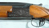 "WINCHESTER 101 OVER/UNDER 12 GA. FIELD GRADE 30"" FULL & FULL SHOTGUN CIRCA 1971. - 6 of 12"