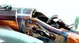 LONE STAR RIFLE CO. REMINGTON NO. 1 ROLLING BLOCK SINGLE SHOT .50-70 GOVT. CAL. RIFLE CIRCA PRE-2010. 2 - 13 of 13