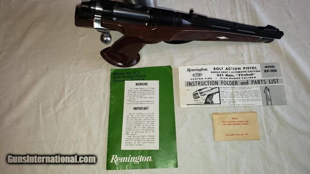 Remington 332 parts