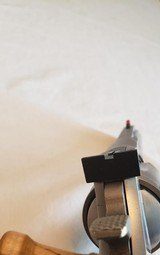 DAN WESSON stainless 22LR revolver - 7 of 12