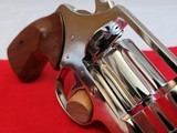 COLT DETECTIVE SPL. BRIGHT NICLEL 38