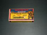 Winchester Silvertip .32 Win Special Super Speed 170 Grain Full Box - 1 of 2