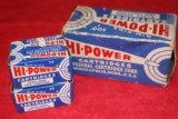 Federal Hi Power .22 Rimfire - 4 Boxes +
