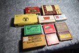 Various Vintage Reloading Boxes (See Description)